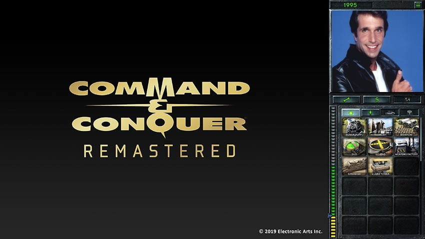 CnC-remastered
