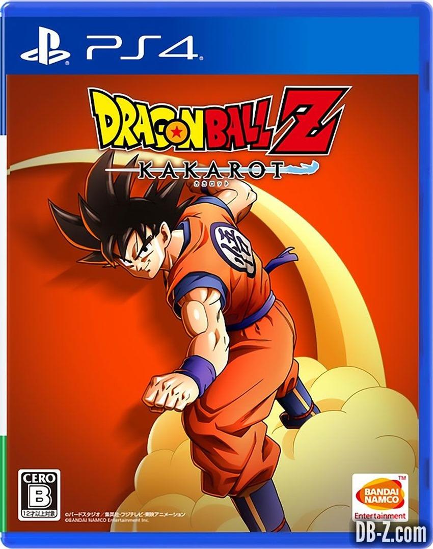 DBZ K cover