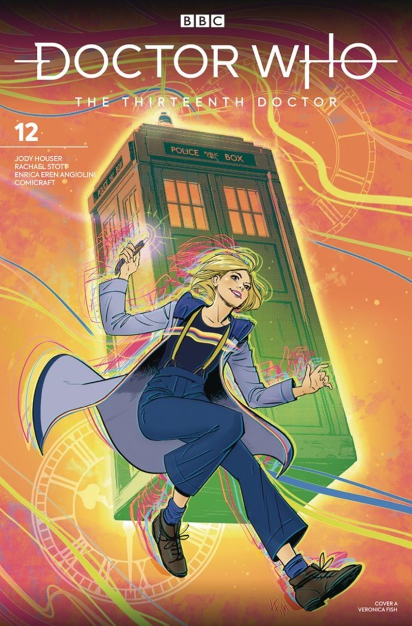 Doctor Who The Thirteenth Doctor #12