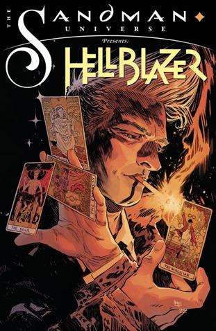 Hellblazer #1