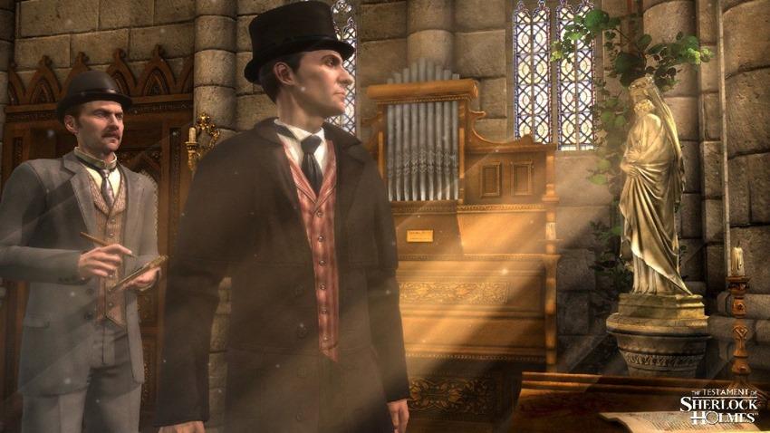 Holmes and Watson (2)