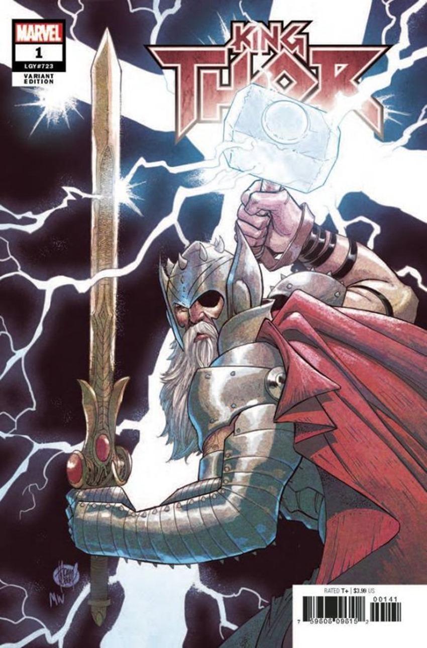 King Thor #1