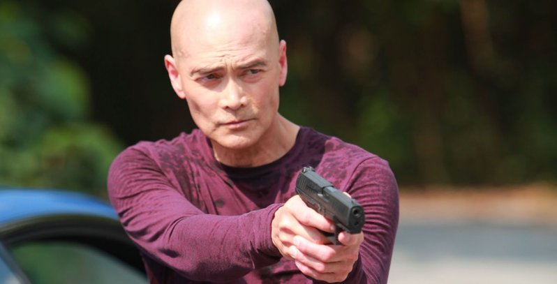 Mark Dacascos takes on zombies in this trailer for The Driver