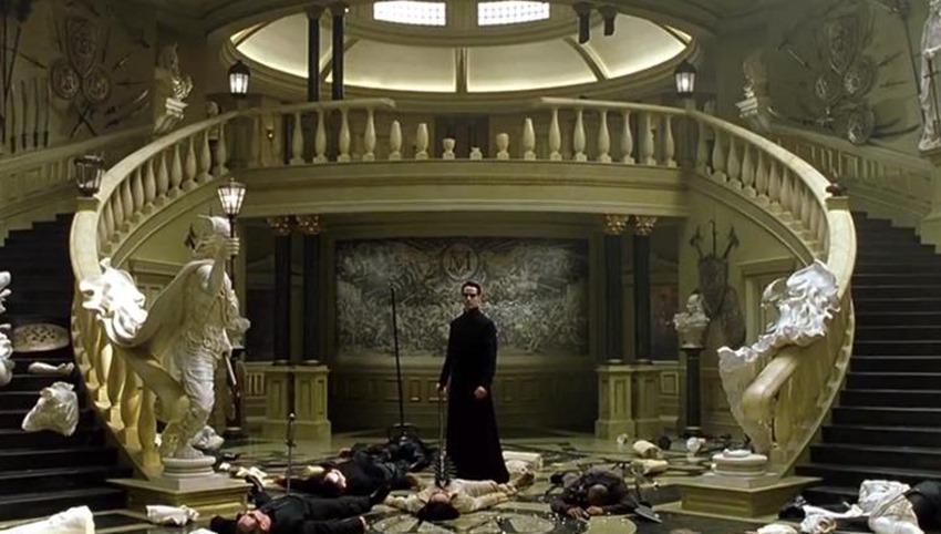 Matrix fights (3)