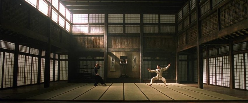 Matrix fights (6)