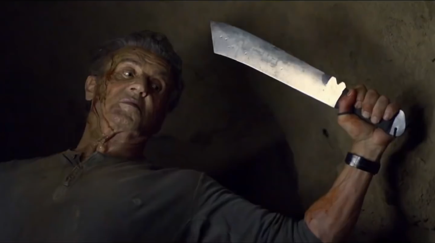 New trailer for Rambo: Last Blood focuses on the brutality