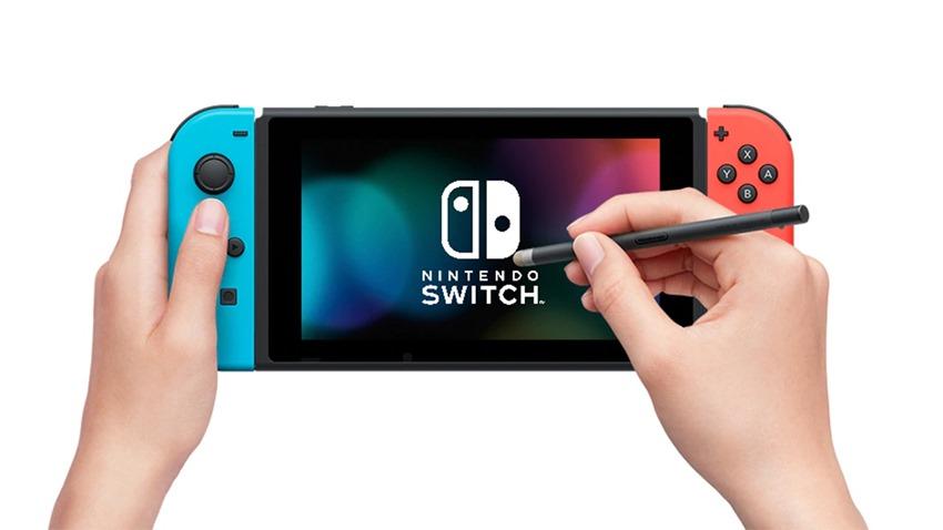 Switch Stylus