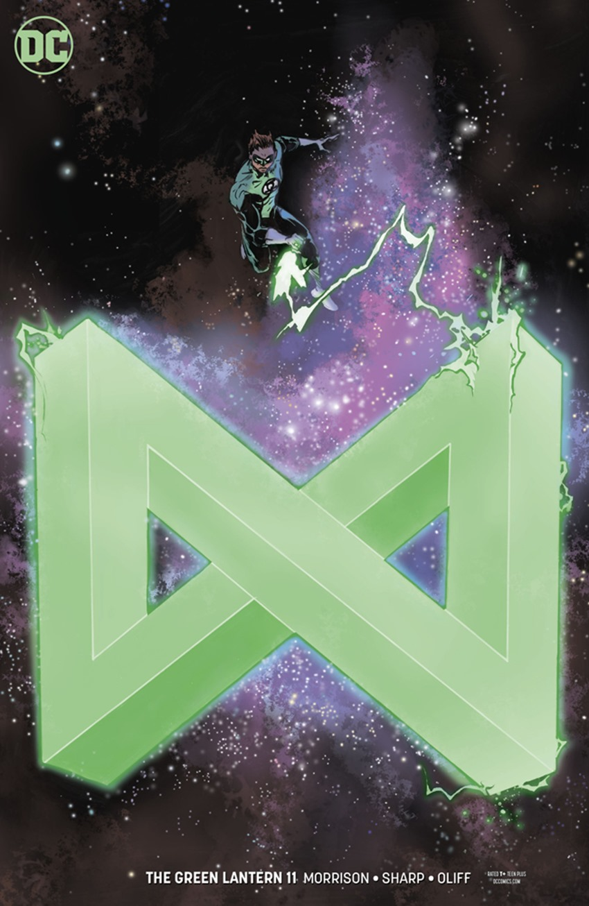 The Green Lantern #11