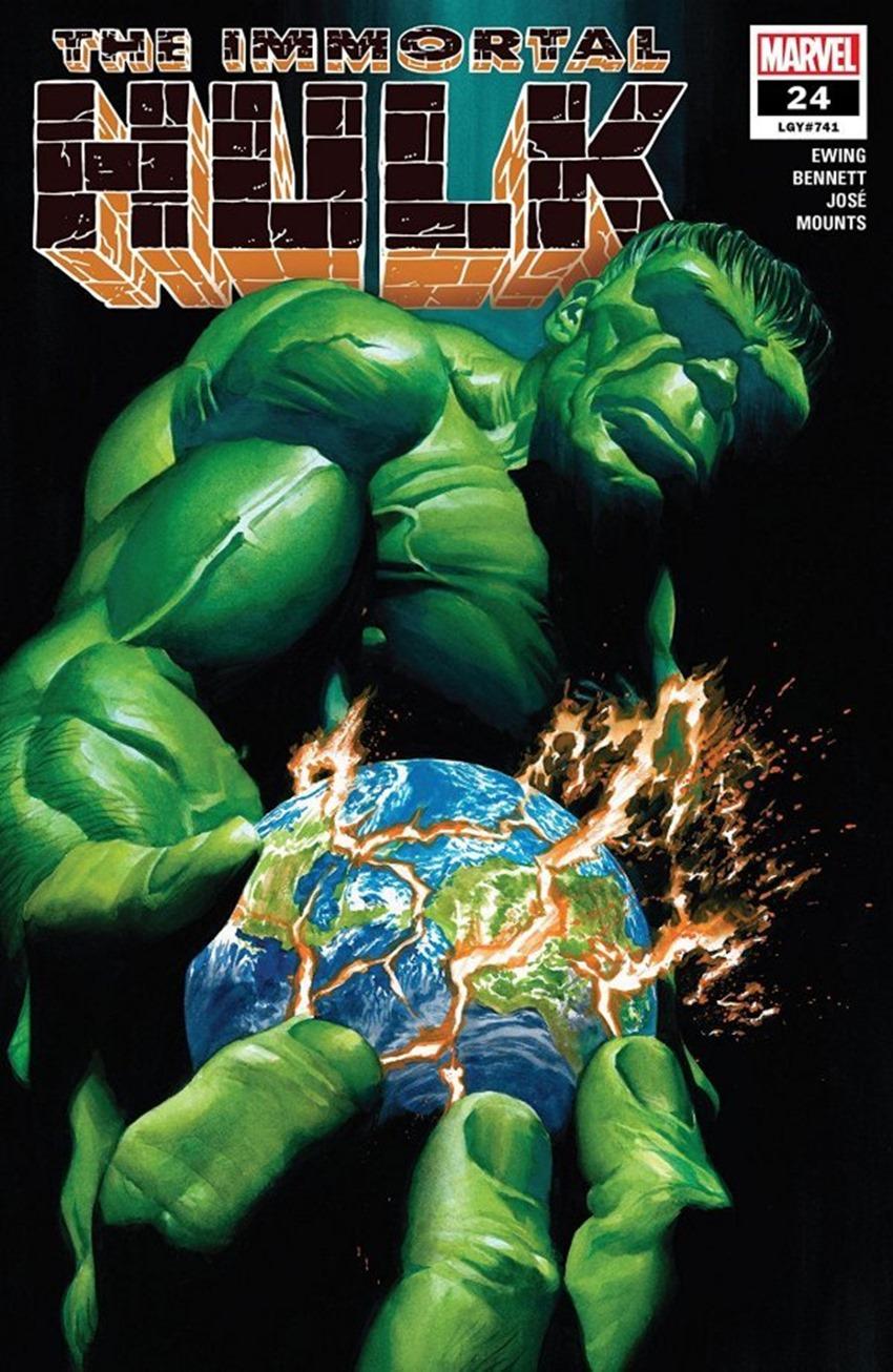 The Immortal Hulk #24