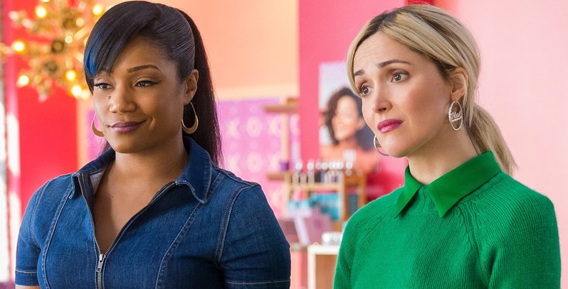 Tiffany Haddish and Rose Byrne are putting their friendship to the test in this trailer for Like A Boss