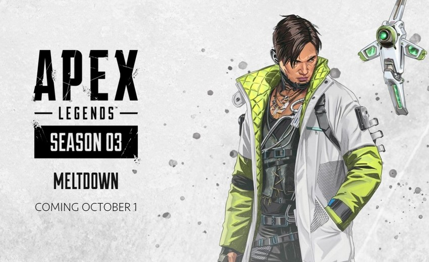 Apex Legends new hero Crypto finally revealed with Season 3 announcement