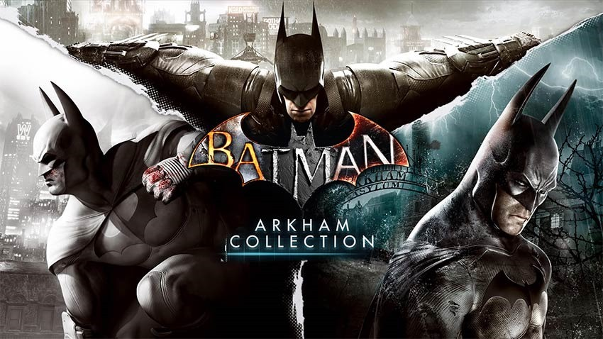 You can get the Batman Arkham collection and the LEGO Batman trilogy for free on the Epic Games Store right now