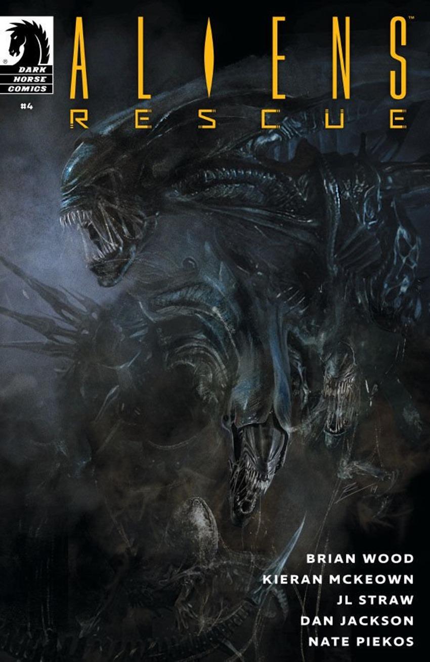 Aliens Rescue #4