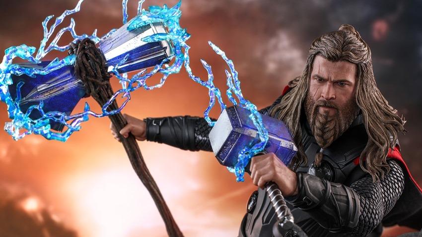 Avengers Endgame Thor Hot Toys (12)
