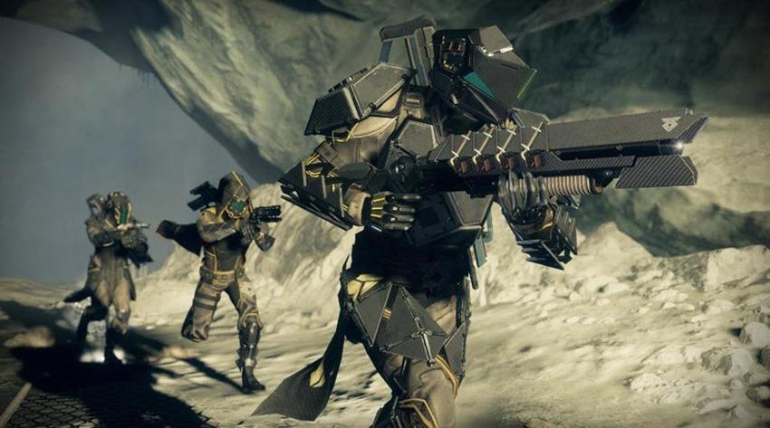 Destiny 2 weapons