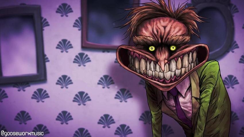 Freaky Fred (1)