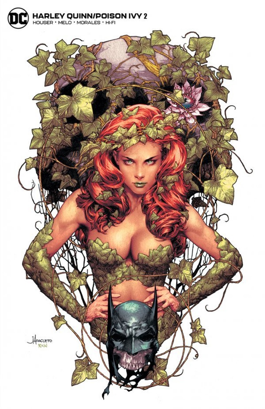 Harley Quinn and Poison Ivy #2