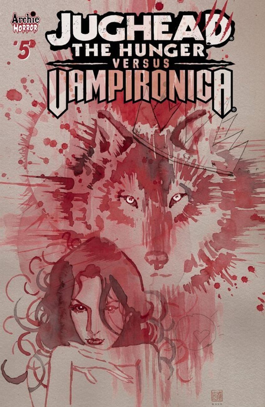 Jughead The Hunger Vs. Vampironica #5
