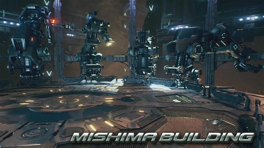 Mishima building