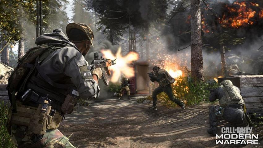 Modern Warfare (4)