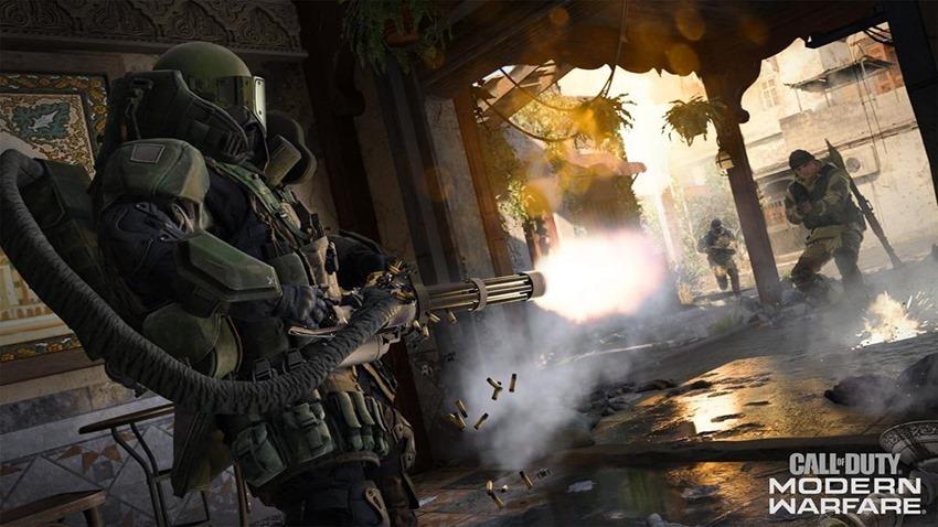 Modern Warfare (8)