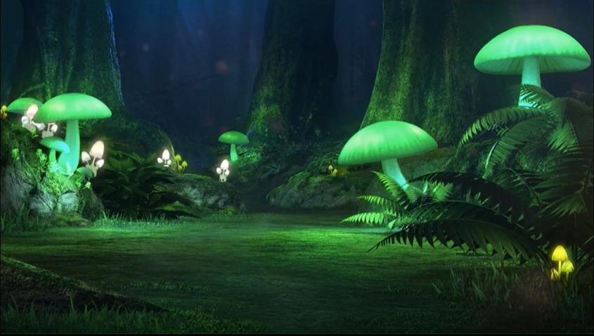 Pokemon mystery forest (5)
