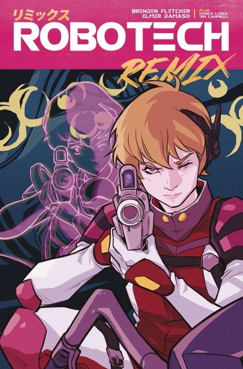 Robotech Remix #1