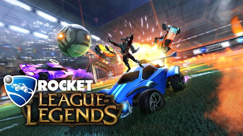 Rocket-league-of-legends