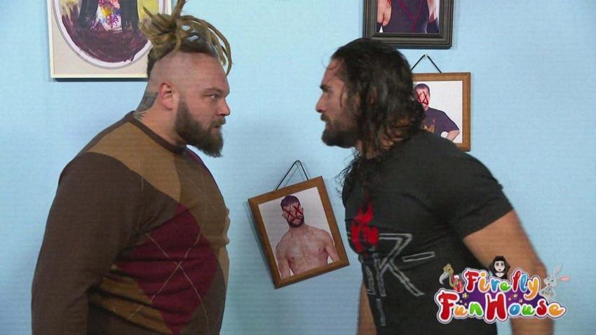 WWE RAW October 14