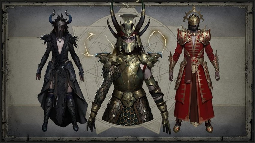Diablo IV Sorcerer Legendaries