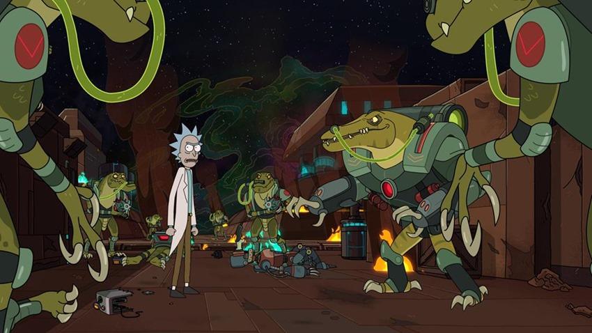 Rick and Morty (3)