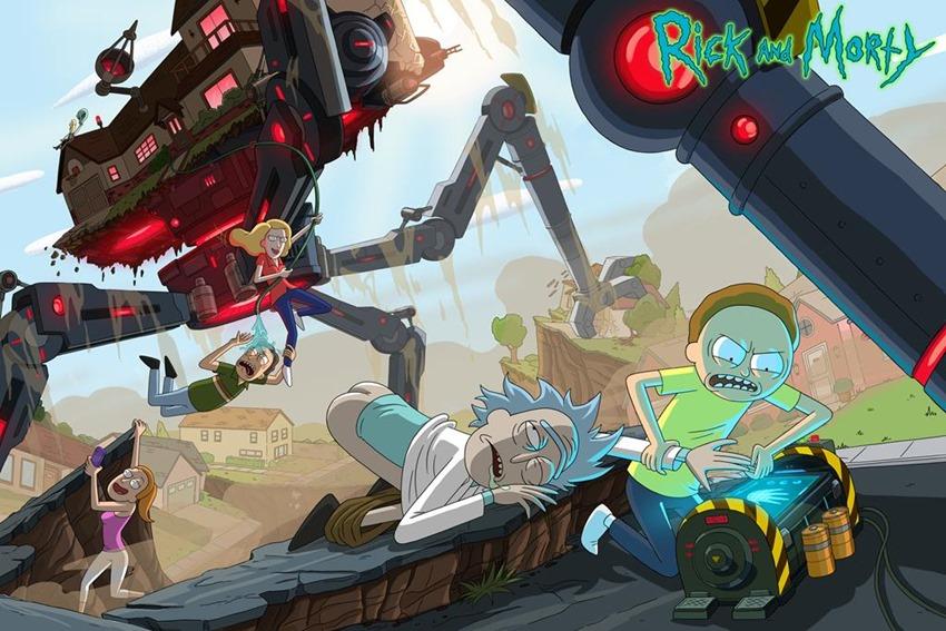 Rick and Morty (5)