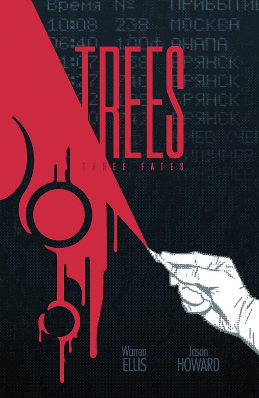Trees Three Fates #3