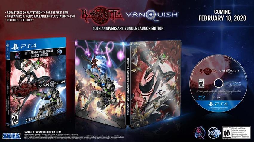 Bayonetta & Vanquish 10th Anniversary (2)