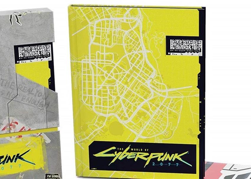 Cyberpunk map 1