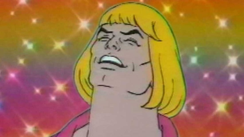 He-man yeah