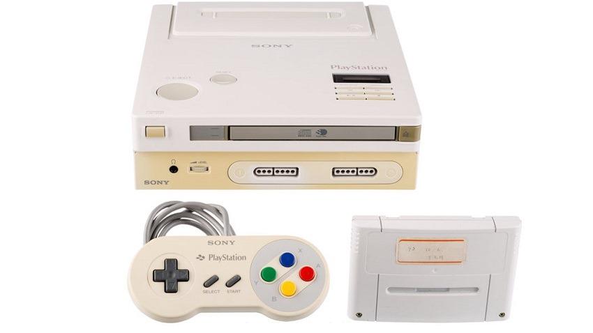 Nintendo Play Station (1)