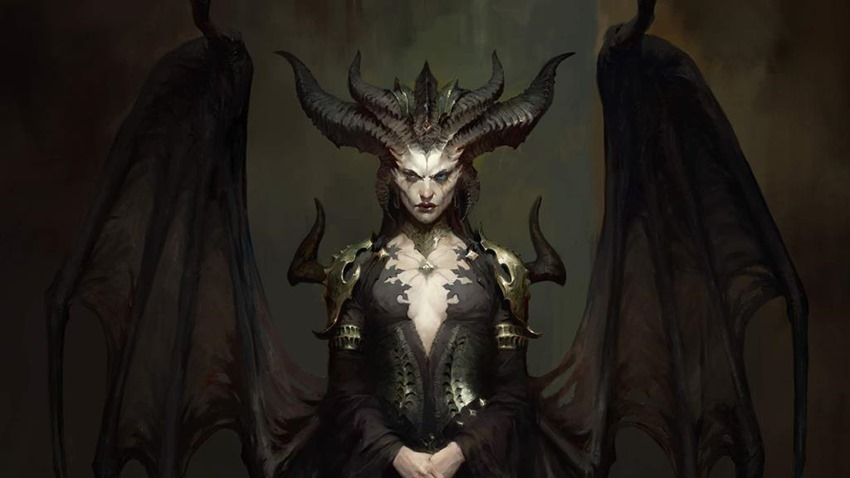 Diablo IV Lilith