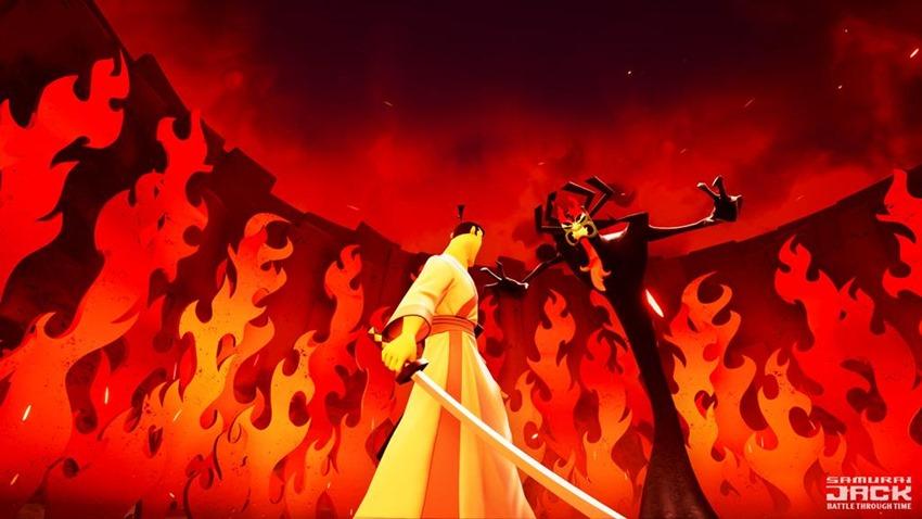 Samurai Jack Battle through time (1)