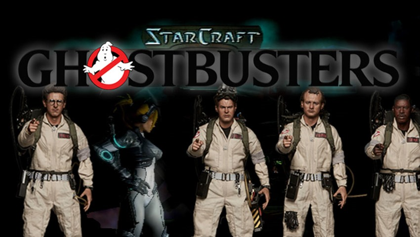 StarCraft-Ghostbusters