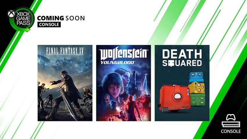 Xbox Game Pass Feb 2020