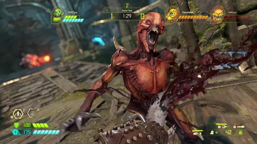 Doom Battlemode (11)