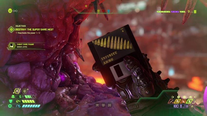Doom eternal cheat codes (6)