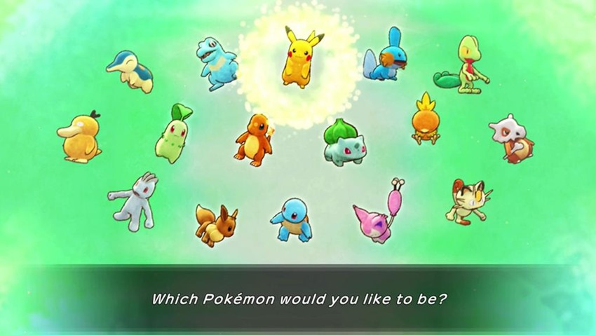 Pokemon Mystery Dungeon Rescue DX (2)