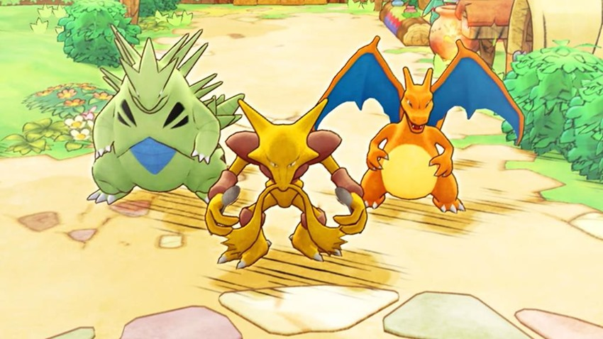 Pokemon Mystery Dungeon Rescue DX (4)
