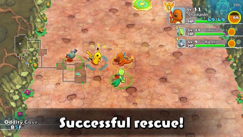 Pokemon Mystery Dungeon Rescue DX (6)