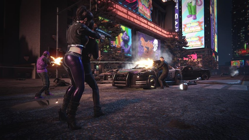 Saints Row The Third Remastered Screen 2