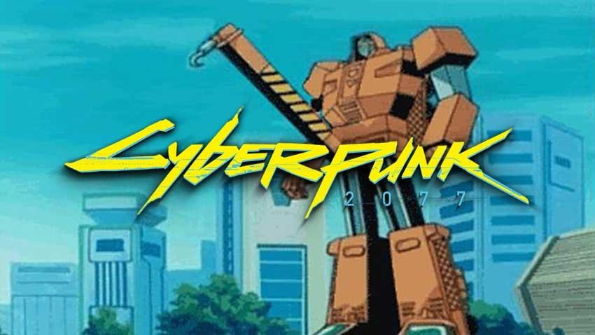 Cyberpunk-sausage