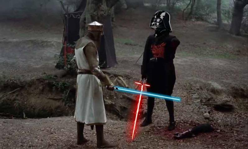 Monty-Vader