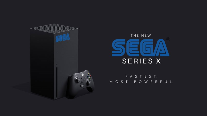 Sega-Series-X